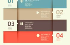 Creative Business Information Vector Graphics 05