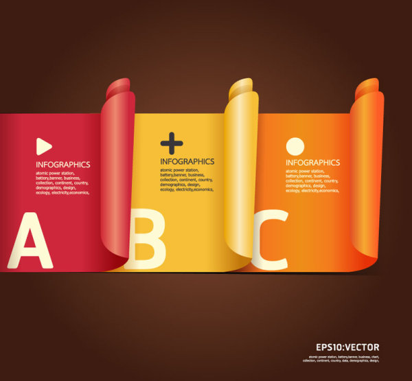 Creative List Banner Vector 09