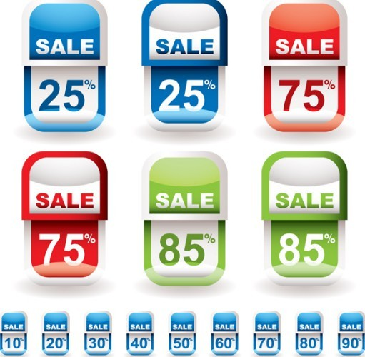 Discounts and Sales Labels 02