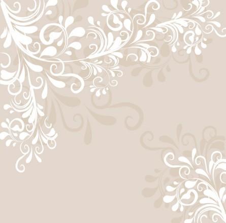 Elegant Vector Pattern Background 03