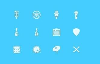 Free Music Icons