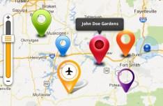 Map GUI Elements PSD