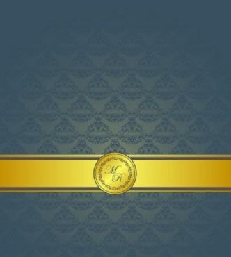Noble and Elegant Invitation Card 01