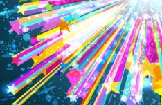 Symphony Trend Dynamic Background Vector 01