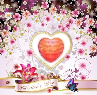 Valentine Day Love Flower 04