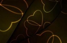 Valentine's Day Romantic Background Vector