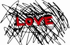 Vector Doodle Love 07