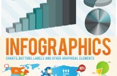 Vector Info Graphic Design Elements