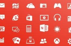 Windows 8 Metro Icon Set