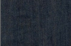 Set of Denim Fabric Background Textures