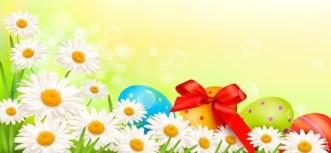 Happy Easter Design Elements Vector 03