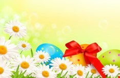 Happy Easter Design Elements Vector 03