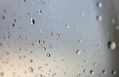 High Resolution Water Drops Background Texture 01