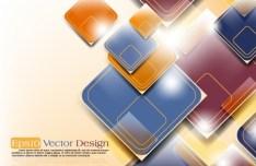 Stylish Technology Background with Geometry Patterns 06