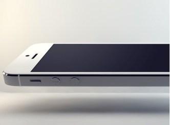 3D iPhone 5 Levitation PSD