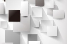 Simple Abstract Geometry Vector Background 01