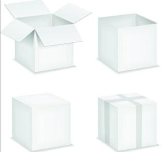 Set Of Vector Elegant Product Packaging Design Templates 01
