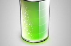 3D Green PSD Battery