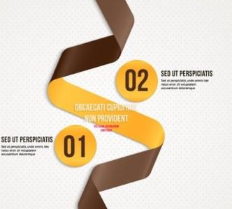 Creative Infographic Label Elements Vector 06