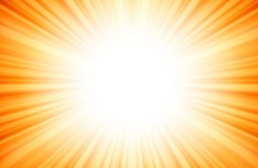 Fantastic Light Burst Background Vector 04