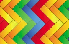 Colorful Abstract Lines Background Texture Vector 04