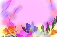 Classical Fantastic Vector Flowers 04