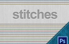 PSD Stitches Texture