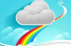 Creative Vector Cloud Design 03