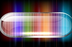 Simple and Stylish Abstract Vector Background 02