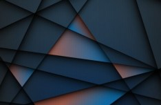 Simple and Stylish Abstract Vector Background 05