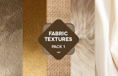 5 High Resolution Fabric & Cloth Textures