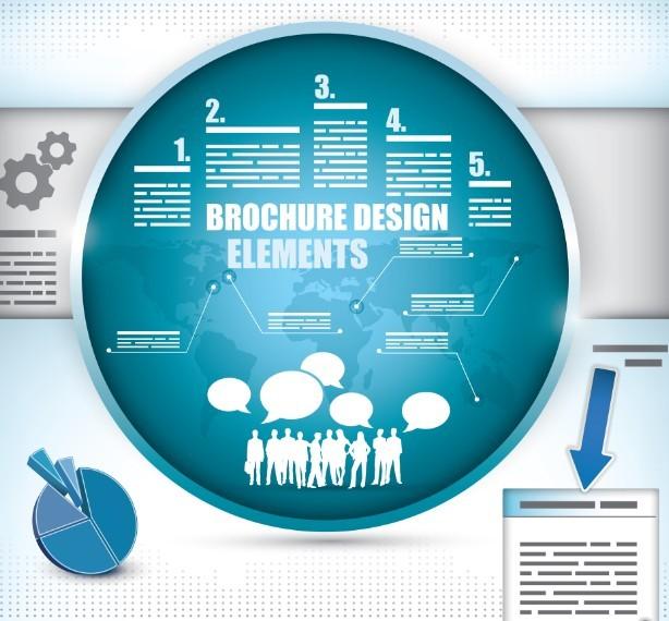 Vector Business Infographic Design Elements 04