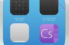 New iOS 7 App Icon Template (PSD & AI)