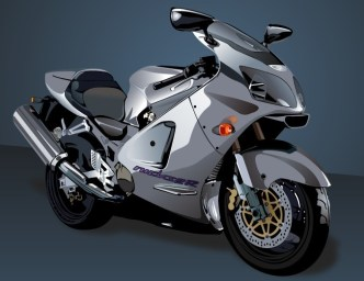 Vector Racing Motorcycle