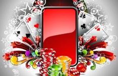 Vector Casino Poster Design Elements 02