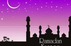 Vector Islamic Mosque Illustration 04