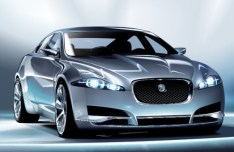 Vector Jaguar C-XF Concept