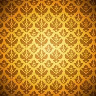 Noble Vintage Royal Floral Patterns 01