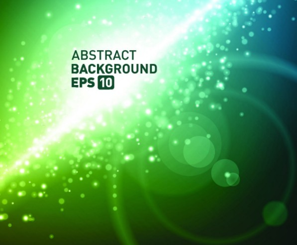Vector Abstract Light and Halo Background 01