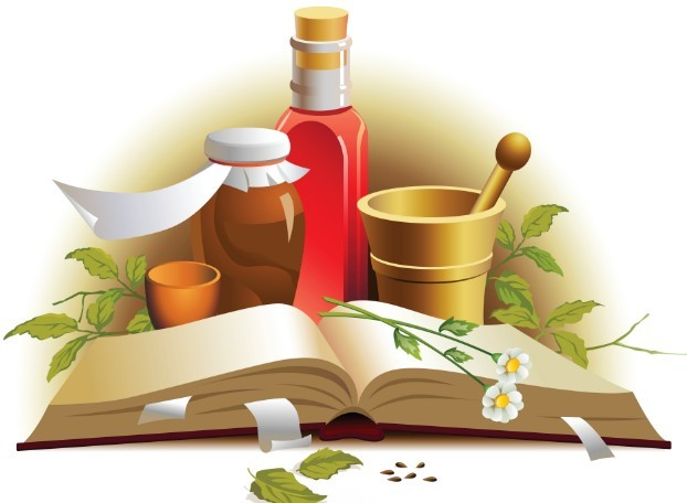 Vector Herbals and Medical book