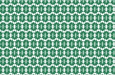 Seamless Clean Floral Pattern Background Vector 07