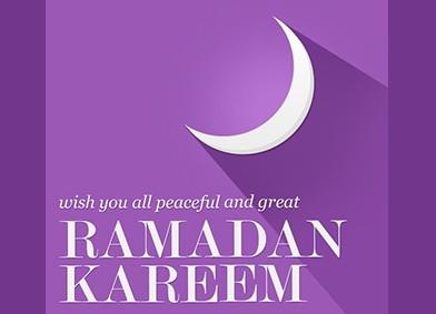 Ramadan Kareem PSD