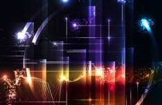 HI-Tech Digital Abstract Background Vector 01
