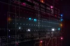 HI-Tech Digital Abstract Background Vector 04