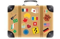 Vector Suitcase Icon