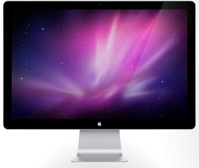 Apple LED Cinema Display Flat Panel PSD
