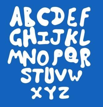 Free Cute Font BoB Font