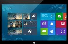 Windows 8 UI Kit PSD