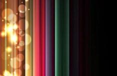 Bright Light HI-Tech Concept Vector Background 03