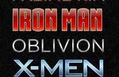 Movie Text Photoshop Styles